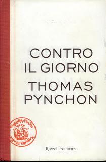 recensione - Thomas Pynchon, Contro il giorno, Rizzoli