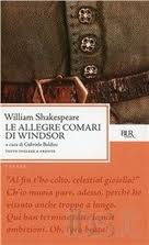 recensione - William Shakespeare, Le allegre comari di Windsor, BUR