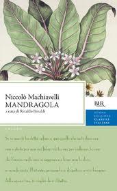 recensione - Niccolò Machiavelli, Mandragola, BUR