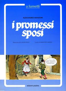 recensione - I promessi sposi a fumetti, Edizioni Paoline