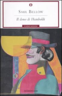 recensione - Saul Bellow, Il dono di Humboldt