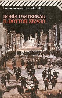 recensione Boris Pasternak, Il Dottor Zivago, Feltrinelli