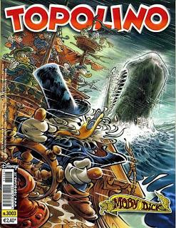 intervista Topolino, Moby Dick