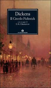 recensione Charles Dickens, Il circolo Pickwick, Oscar Mondadori