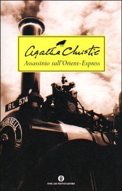 Agatha Christie, Assassinio sull'Orient Express, Mondadori