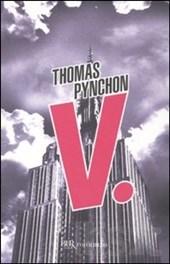recensione - Thomas Pynchon. V., Rizzoli