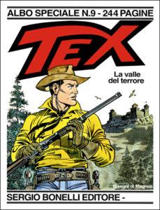 recensione - La valle del terrore, Sergio Bonelli Editore