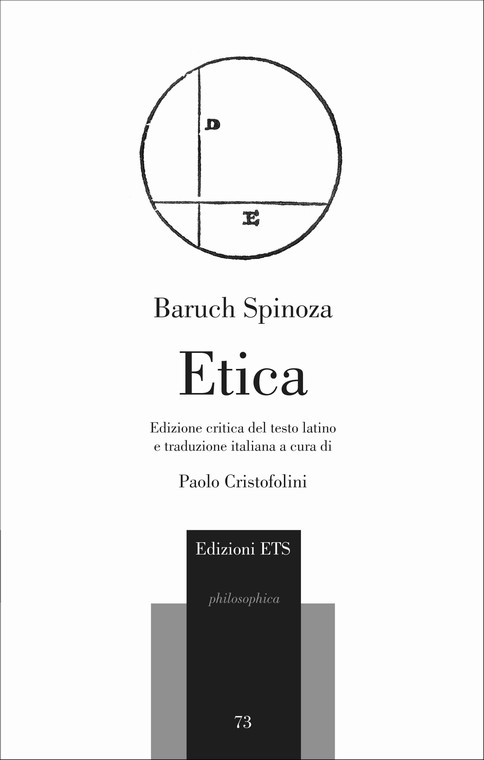 Baruch Spinoza, Etica