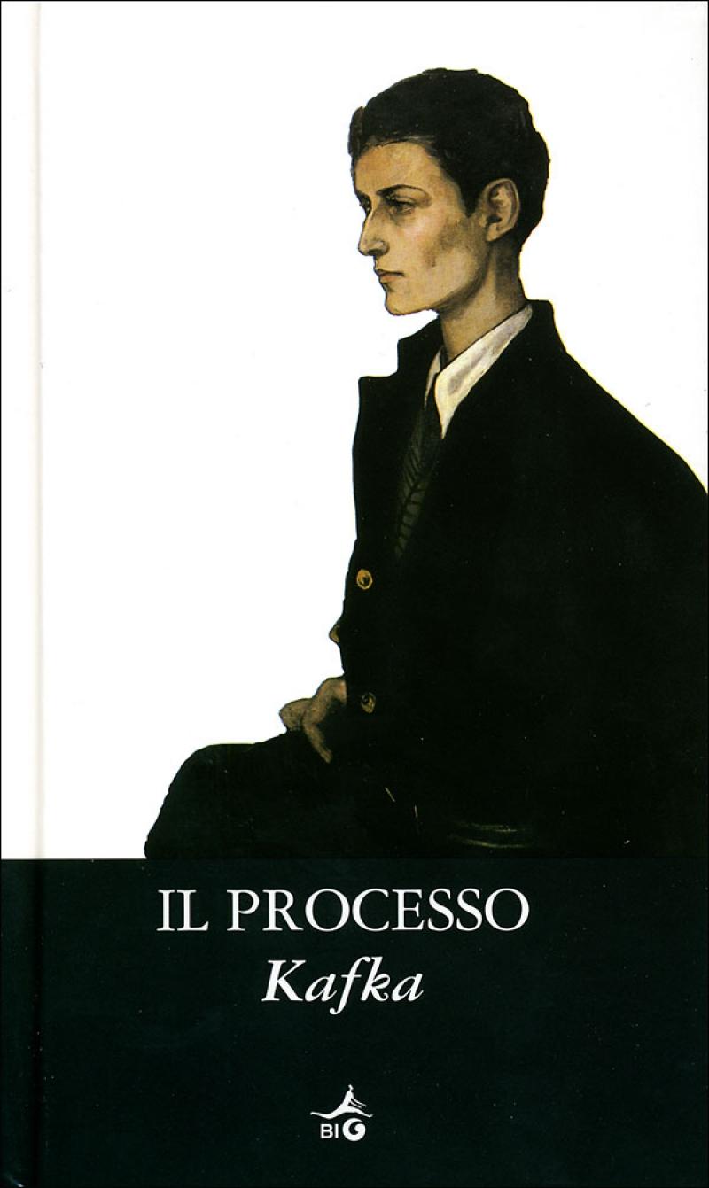 Franz Kafka, Il processo, Rizzoli