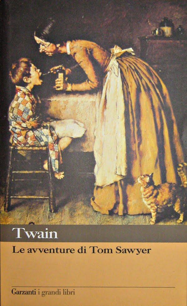 Mark Twayn, Le avventura di Tow Sawyer, Garzanti