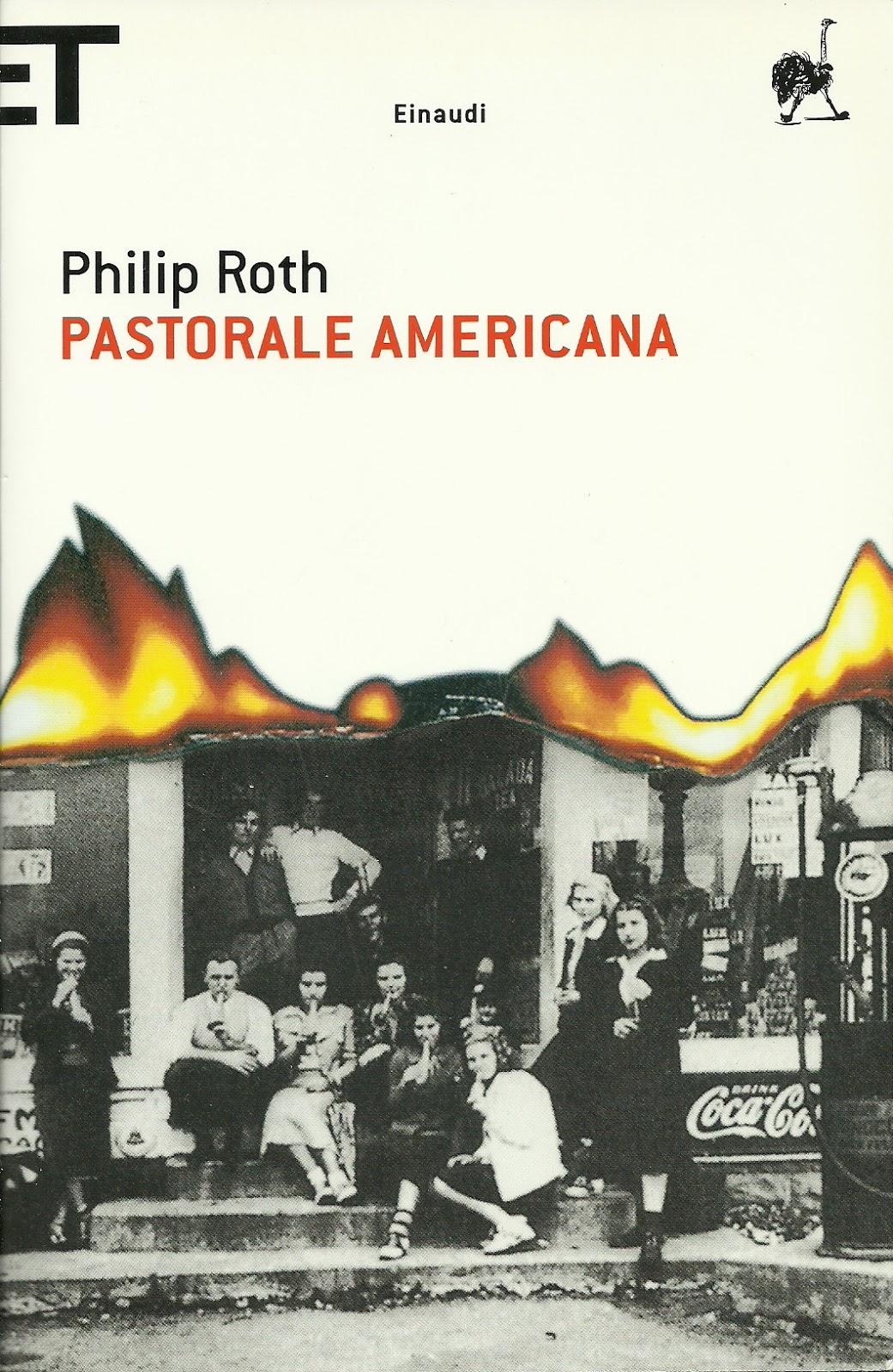 Philipm Roth, Pastorale americana, Einaudi