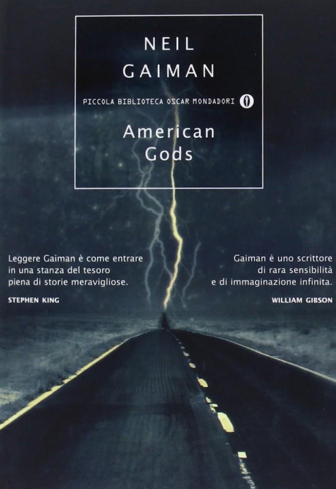 Neil Gaiman, American Gods, Mondadori