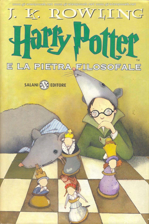 J.K. Rowling, Harry Potter e la pietra filosofale, Salani Editore