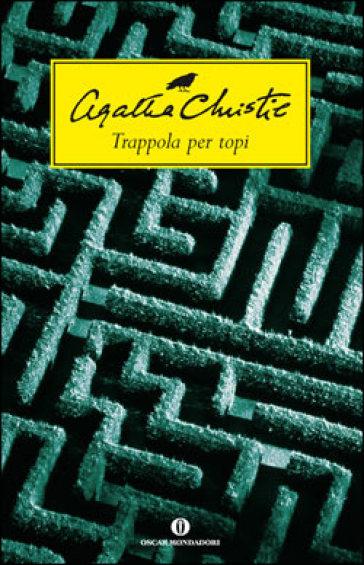 Agatha Christie, Trappola per topi, Mondadori