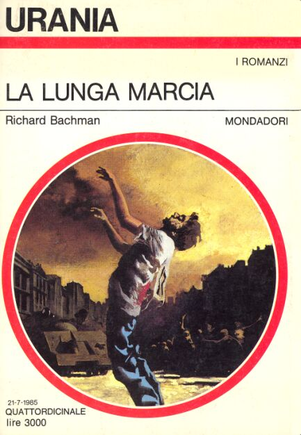Richard Bachman, La lunga marcia, Mondadori