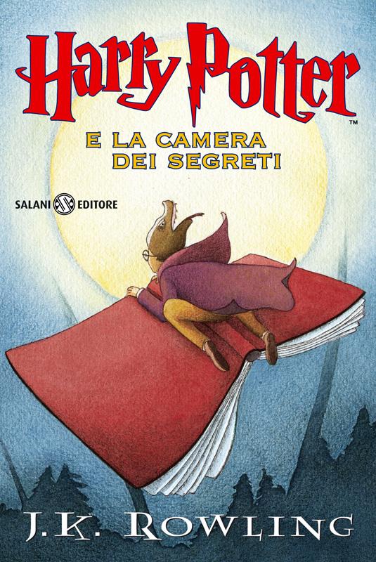 J.K. Rowling, Harry Potter e la camera dei segreti, Salani