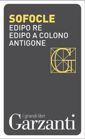 Sofocle, Edipo a Colono, Garzanti
