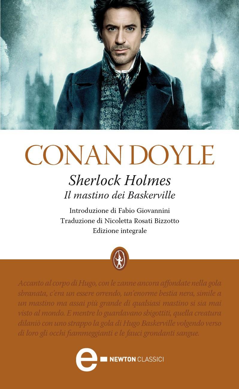 Arthur Conan Doyle, Il mastino dei Baskerville, Newton Compton