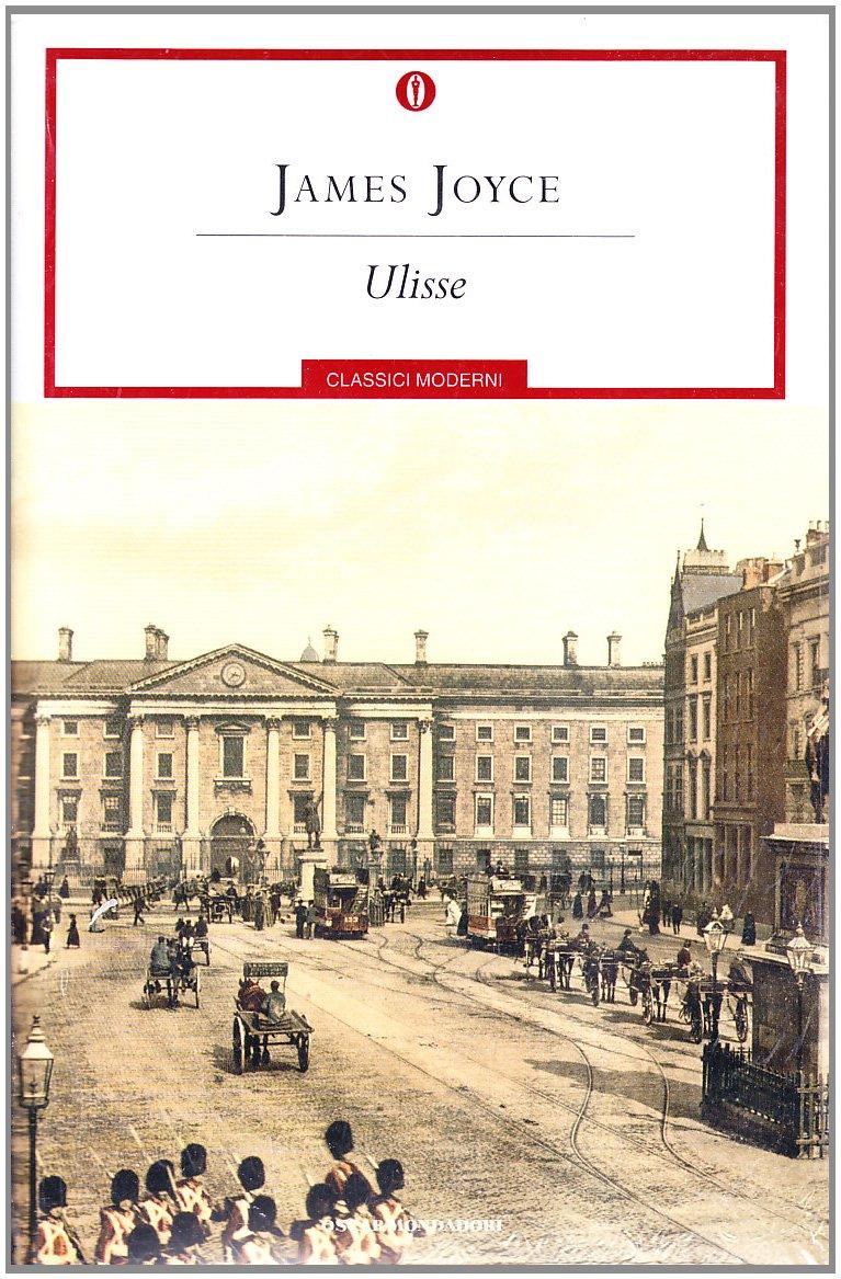 James Joyce, Ulisse, Mondadori