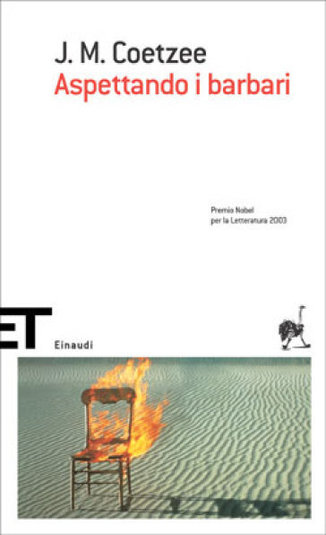 John Maxwell Coetzee, Aspettando i barbari, Einaudi