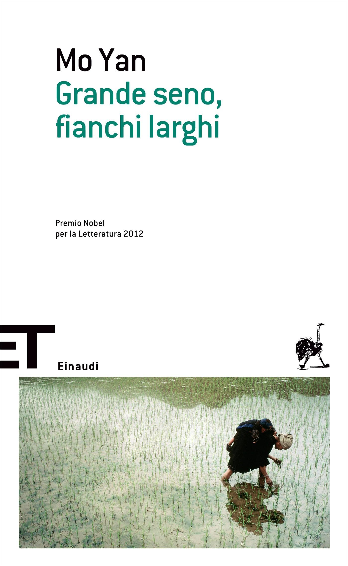 Mo Yan, Grande seno, fianchi larghi, Einaudi
