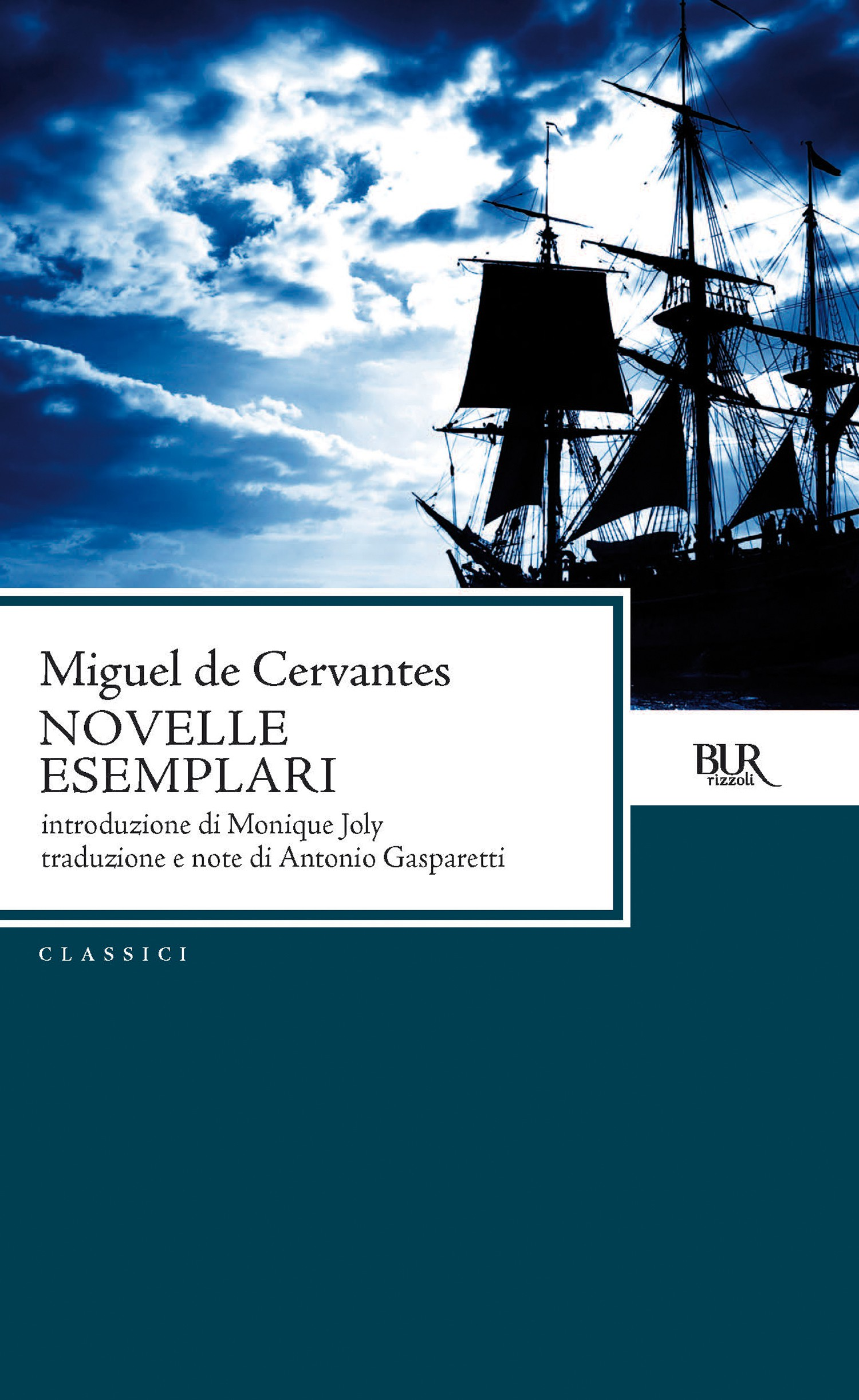 Miguel de Cervantes, Novelle esemplari, Rizzoli