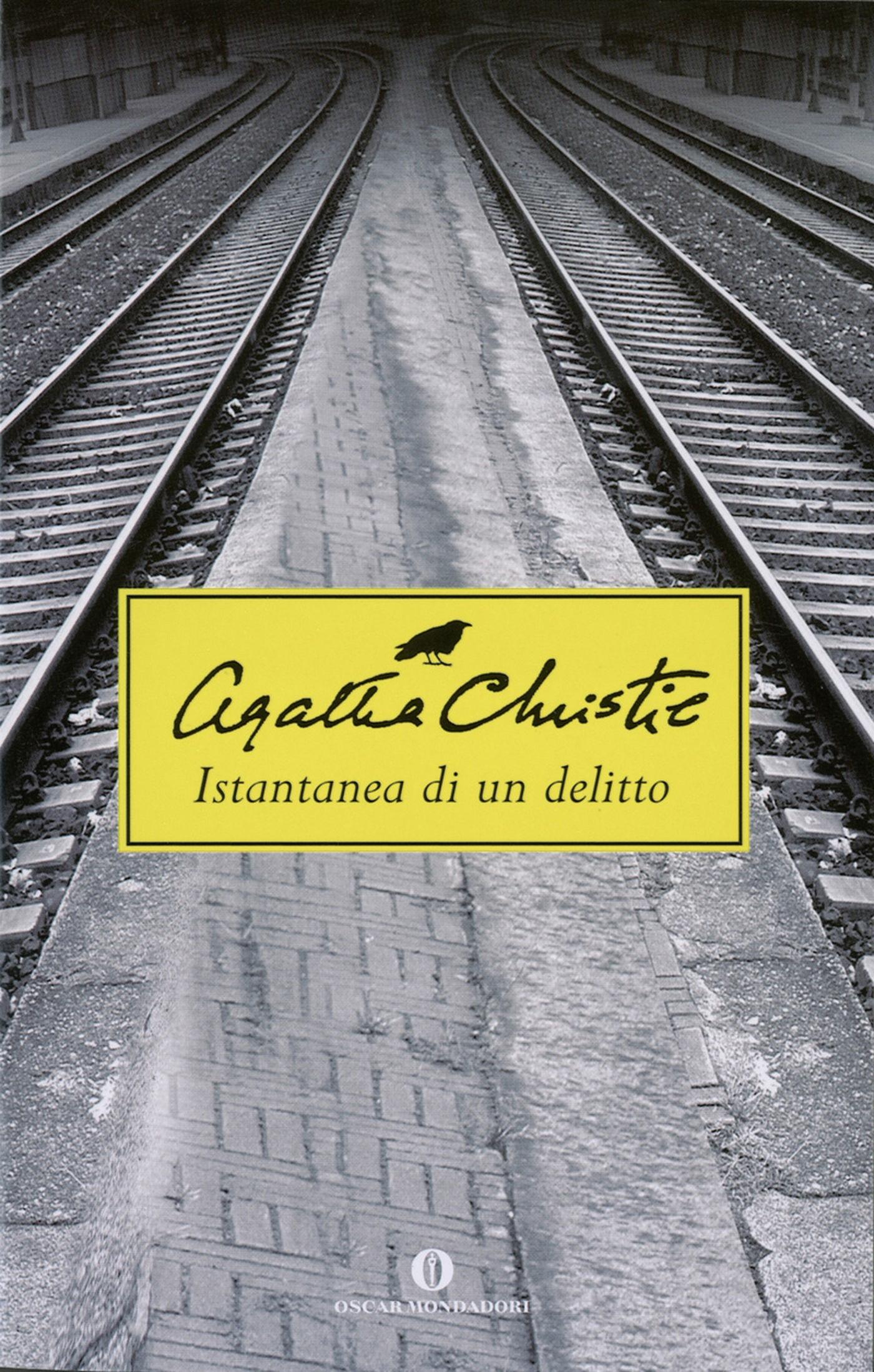 Agatha Christie, Istantanea di un delitto, Mondadori