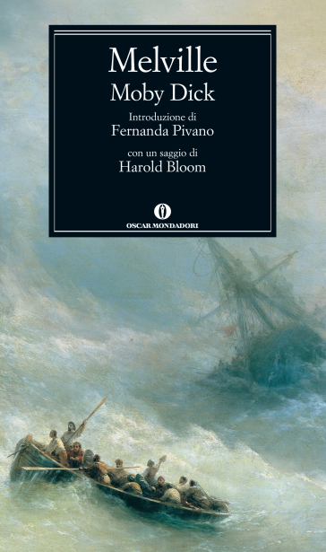 Herman Melville, Moby Dick, Mondadori