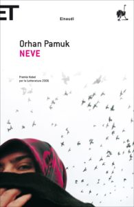 recensione Orhan Pamuk, Neve, Einaudi