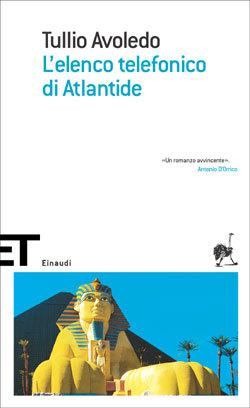 Tullio Avoledo, L'elenco telefonico di Atlantide, Einaudi