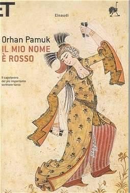 Orhan Pamuk, Il mio nome è rosso, Einaudi