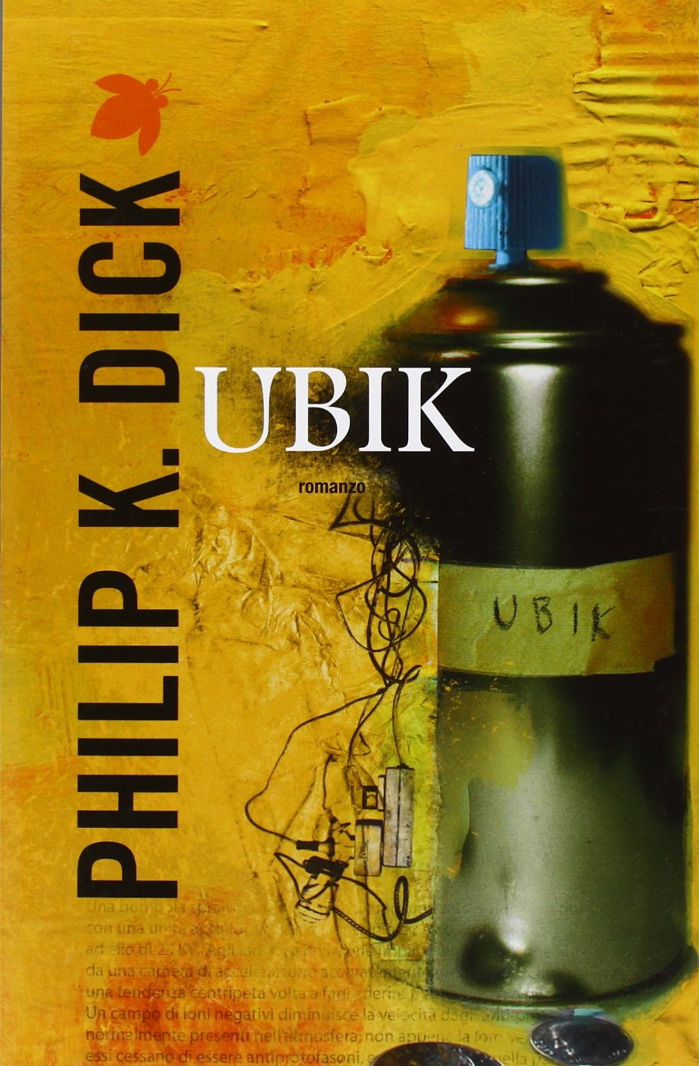Philip K. Dick, Ubik, Fanucci