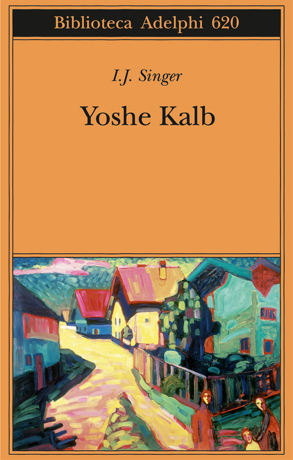 Israel J. Singer, Yoshe Kalb, Adelphi
