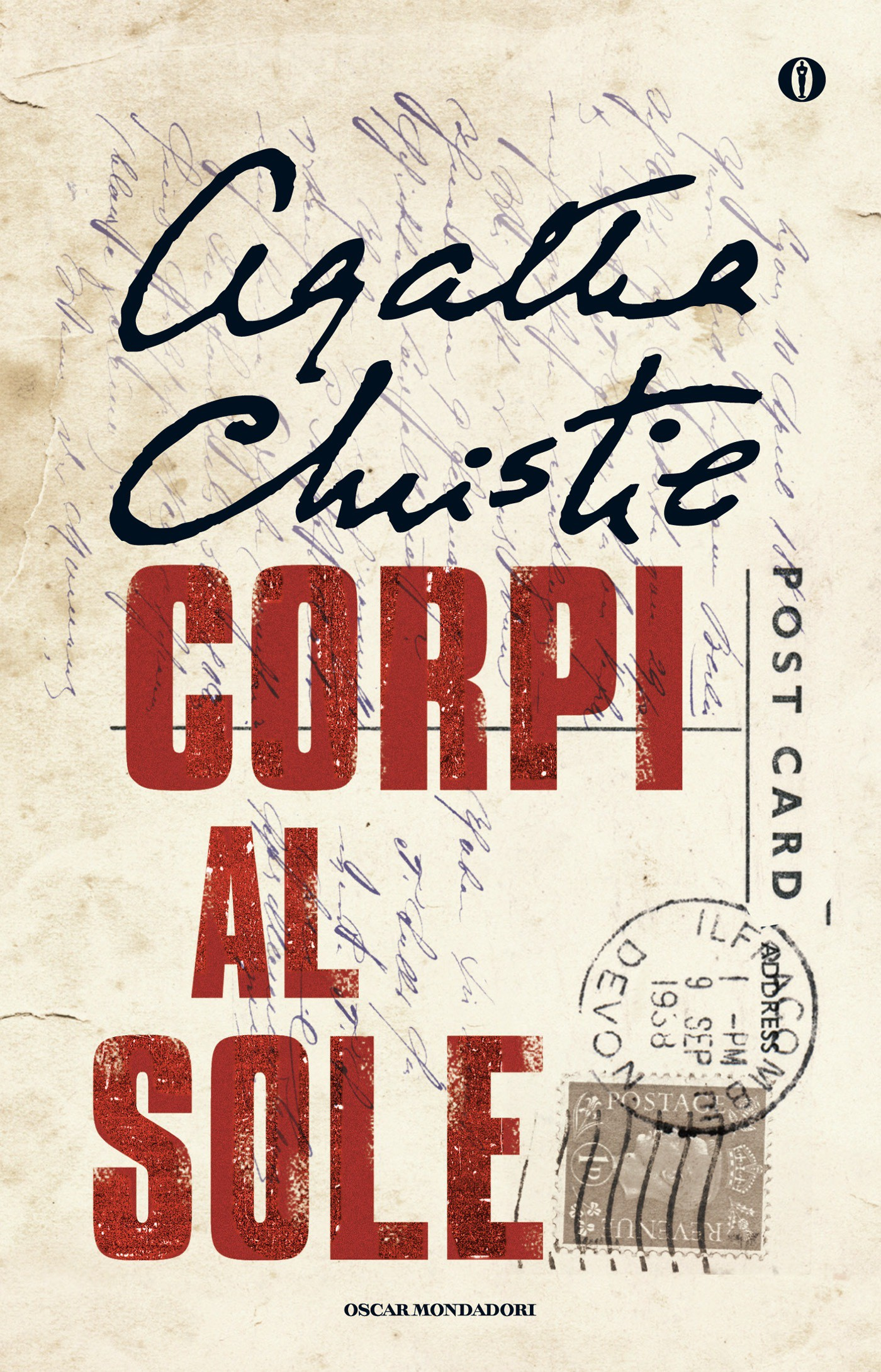 Agatha Christie, Corpi al sole, Mondadori