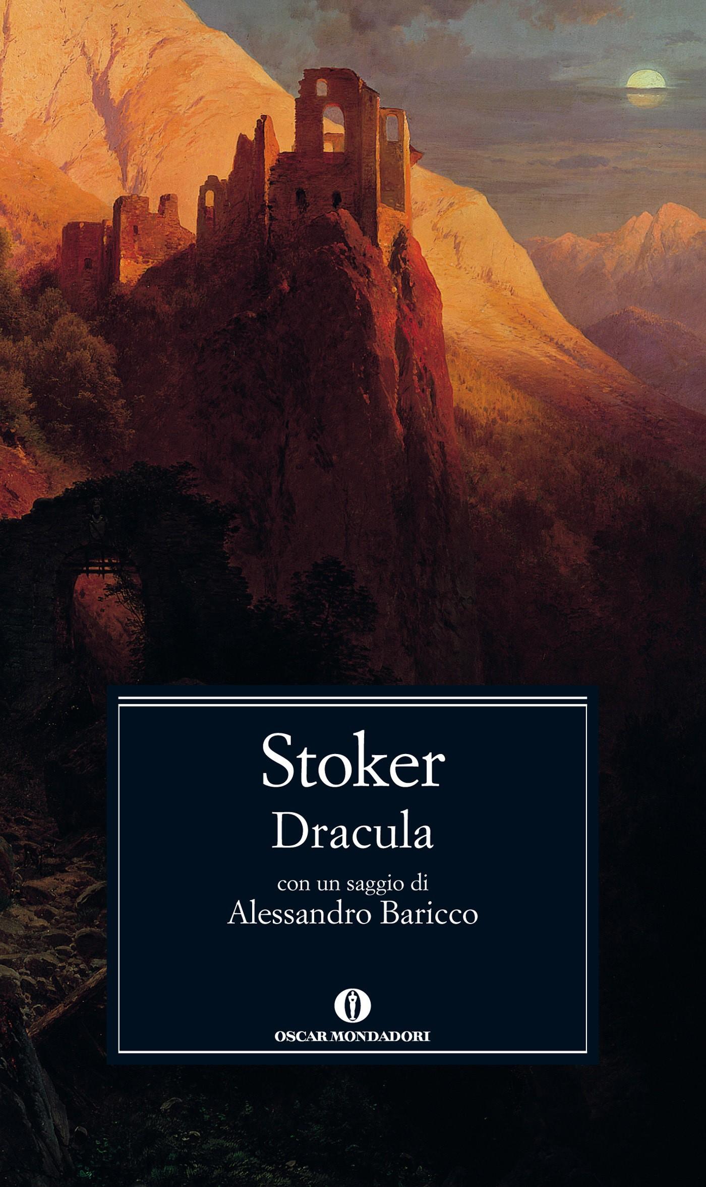 Bram Stoker, Dracula, Mondadori