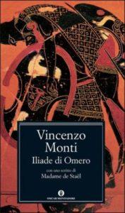 recensione - Vincenzo Monti, Iliade di Omero, Mondadori