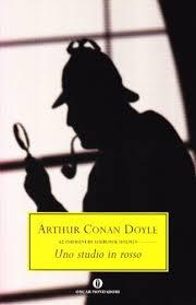 Arthur Conan Doyle, Uno studio in rosso, Mondadori