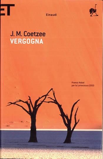 John Maxwell Coetzee, Vergogna, Einaudi