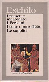 Eschilo, Prometeo incatenato, Garzanti
