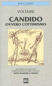 Voltaire, Candido, BUR