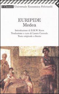Euripide, Medea, Feltrinelli