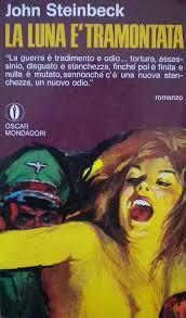 John Steinbeck, La luna è tramontata, Mondadori