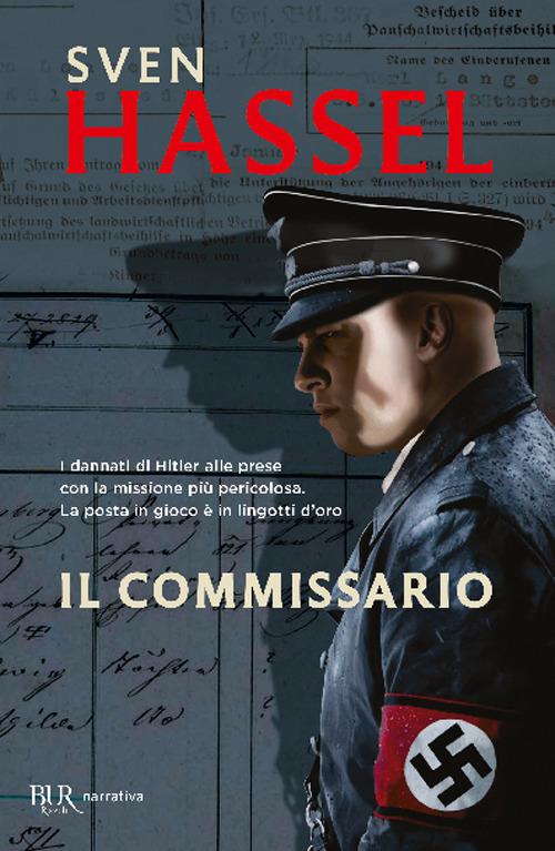 recensione - Sven Hassel - Il commissario