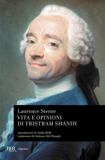 recensione - Vita e opinioni di Tristram Shandy, gentiluomo - Laurence Sterne