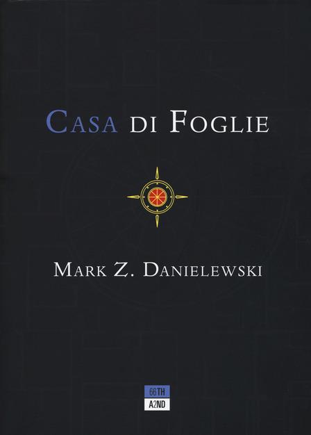 recensione - casa di foglie - mark z. danielewski