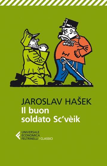 recensione - il buon soldato sc'vèik - jaroslav hasek